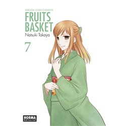 FRUITS BASKET ED. COLECCIONISTA 07