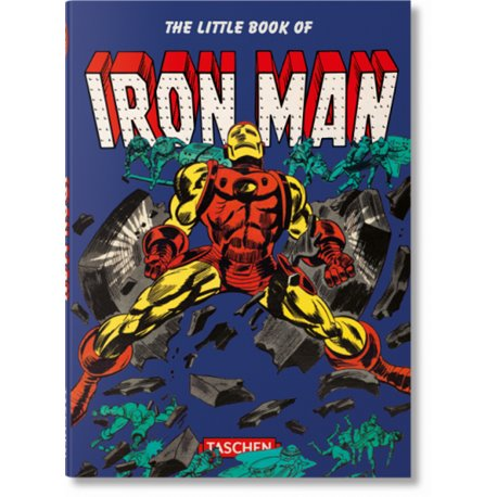 THE LITTLE BOOK OF IRON MAN