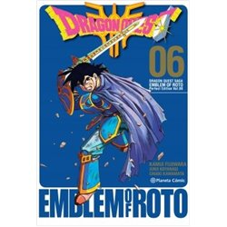 Dragon Quest Emblem Of Roto nº 06/15
