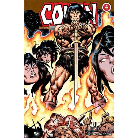 CONAN EL BARBARO INTEGRAL 04