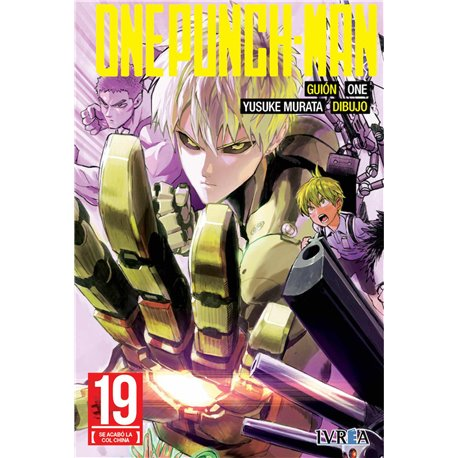 ONE PUNCH-MAN 19 (COMIC)