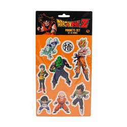 DRAGON BALL SET B IMANES DRAGON BALL