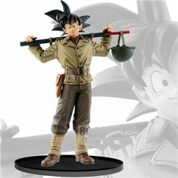SON GOKU FIGURA 18 cm DRAGON BALL Z BANPRESTO WORLD FIGURE COLOSSEUM2