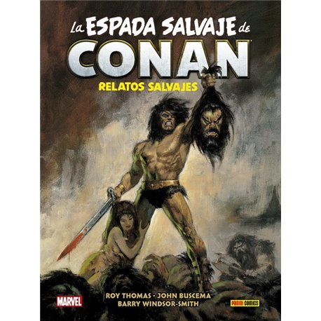 LA ESPADA SALVAJE DE CONAN MAGAZINE. RELATOS SALVAJES (LIMITED EDITION)