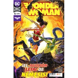 WONDER WOMAN NÚM. 30/ 16