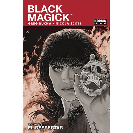 BLACK MAGICK 1. EL DESPERTAR