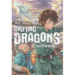 DRIFTING DRAGONS, VOL. 5