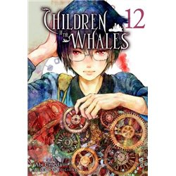 CHILDREN OF THE WHALES, VOL. 12