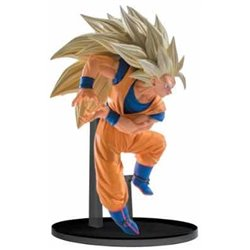 SUPER SAIYAN GOKU 3 FIGURA 13 CM DRAGON BALL Z SCULTURESBIG BUDOUKAI 6 VOL