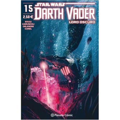 Star Wars Darth Vader Lord Oscuro nº 15/25