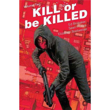 KILL OR BE KILLED 02 (COMIC)