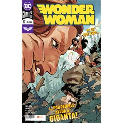 WONDER WOMAN NÚM. 31/ 17
