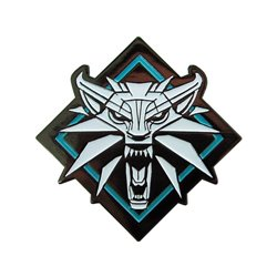 The Witcher Logo Pin