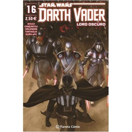 Star Wars Darth Vader Lord Oscuro nº 16/25