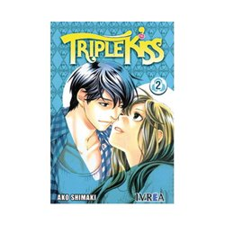 TRIPLE KISS 02 (DE 2) (COMIC) (ÚLTIMO NÚMERO)