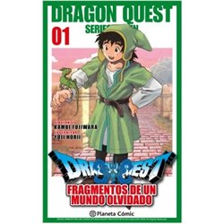 Dragon Quest VII nº 01/14
