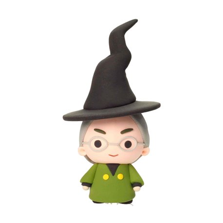 MINERVA MCGONAGALL SUPER DOUGH HARRY POTTER - DO IT YOURSELF SERIE 1