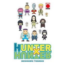 HUNTER X HUNTER 36