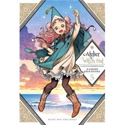 ATELIER OF WITCH HAT, VOL. 5 (EDICIÓN ESPECIAL)
