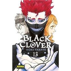 BLACK CLOVER 13