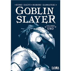 GOBLIN SLAYER NOVELA 01