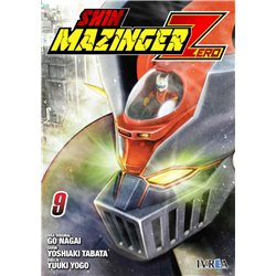 SHIN MAZINGER ZERO 09