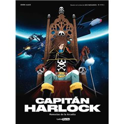 CAPITÁN HARLOCK: MEMORIAS DE LA ARCADIA 01 DE 03