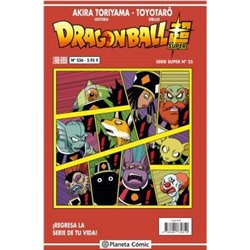 Dragon Ball Serie roja nº 236 (vol5)