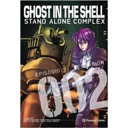 Ghost in the Shell Stand Alone Complex nº 02/05