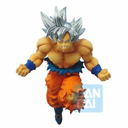SON GOKU ULTRA INSTINCT FIGURA 16.5 cm DRAGON BALL SUPER Z BATTLE