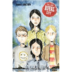 ROYAL CITY 2. SONIC YOUTH