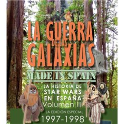 LA GUERRA DE LAS GALAXIAS MADE IN SPAIN VOL 3
