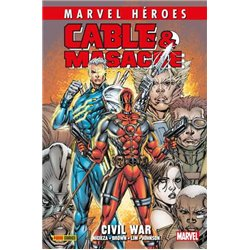 CMH 97: CABLE & MASACRE 02. CIVIL WAR
