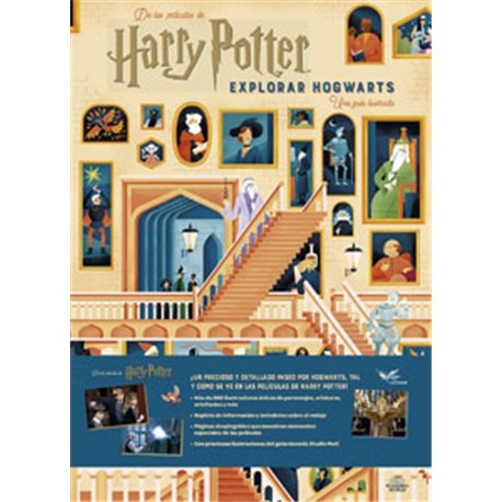 HARRY POTTER: EXPLORAR HOGWARTS