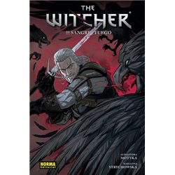 THE WITCHER 4. DE SANGRE Y FUEGO
