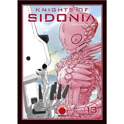 KNIGHTS OF SIDONIA 13