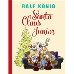 SANTA CLAUS JUNIOR (RÚSTICA)