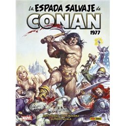 LA ESPADA SALVAJE DE CONAN 03. LA ETAPA MARVEL ORIGINAL (LIMITED EDITION)