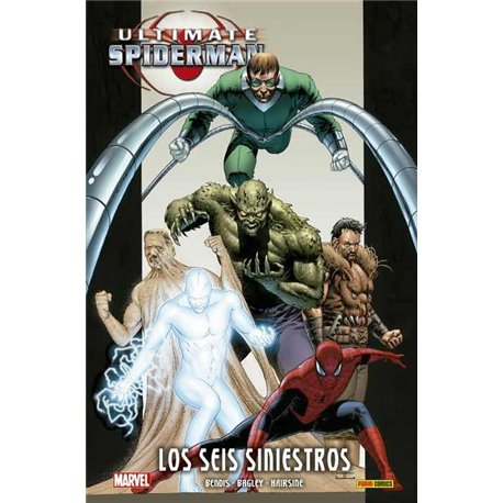 ULTIMATE SPIDERMAN INTEGRAL 05. LOS SEIS SINIESTROS