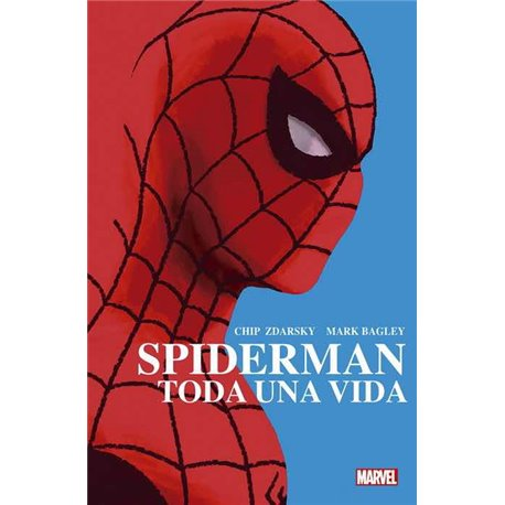 SPIDERMAN. TODA UNA VIDA