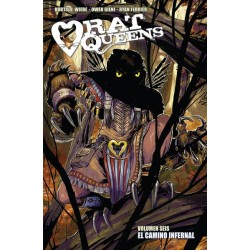 RAT QUEENS 6. EL CAMINO INFERNAL