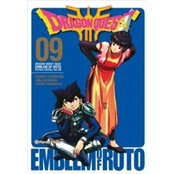 Dragon Quest Emblem Of Roto nº 09/15