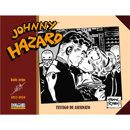 JOHNNY HAZARD 1957-1959