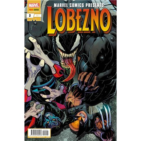 MARVEL COMIC PRESENTS: LOBEZNO 02