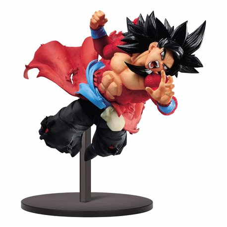 SUPER SAIYAN 4 SON GOKU XENO FIGURA 14 CM DRAGON BALL SUPER DRAGON BALL HEROES