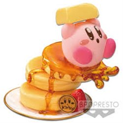 KIRBY DULCES. FIGURA 6 CM KIRBY PALDOLCE COLLECTION