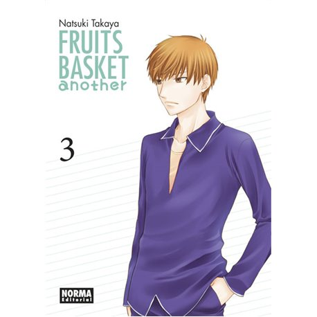 FRUITS BASKET ANOTHER 03