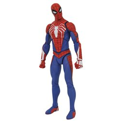 SPIDER-MAN FIGURA 18 CM MARVEL SELECT VIDEO GAME ACTION FIGURE