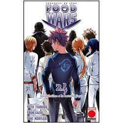 FOOD WARS 24 (COMIC)