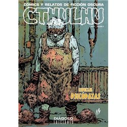 CTHULHU 22. ESPECIAL PSICÓPATAS II